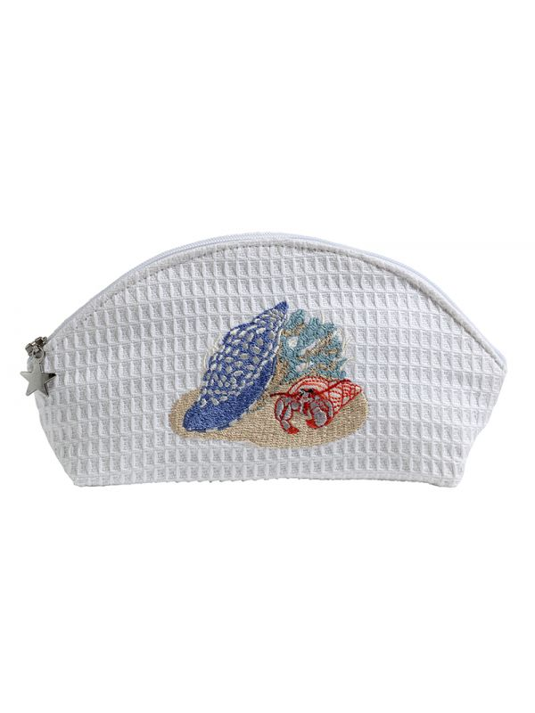 Cosmetic Bag (Small), The Beach - DG10-BCH