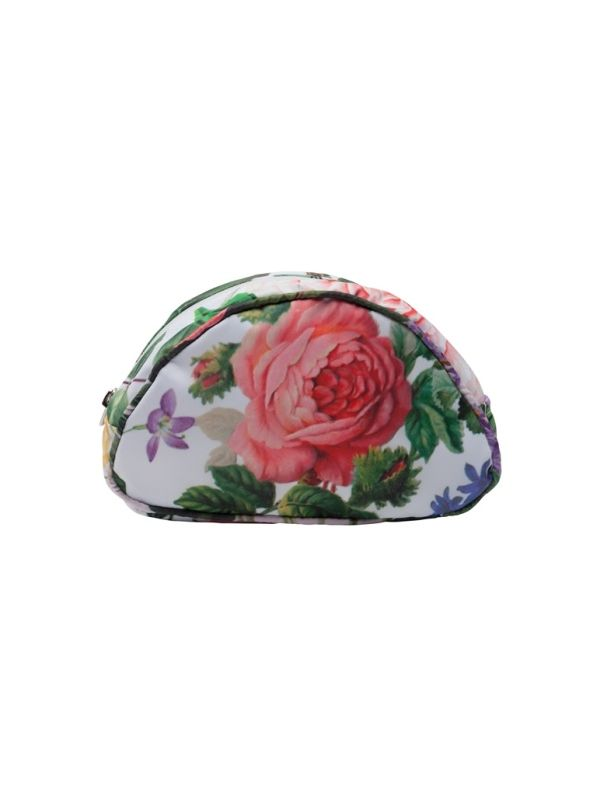 Cosmetic Bag  (Small) - Floral Print Designs - RH115