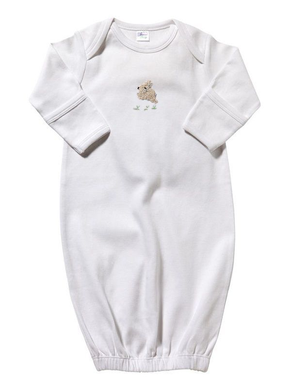 LG80-BUCRB** Baby Sleep Sack - Bunny (Cream/Blue)