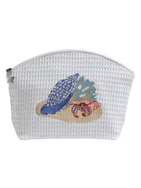 DG01-BCH Cosmetic Bag (Medium) - The Beach