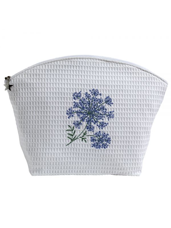 queen of lace cosmetic bag