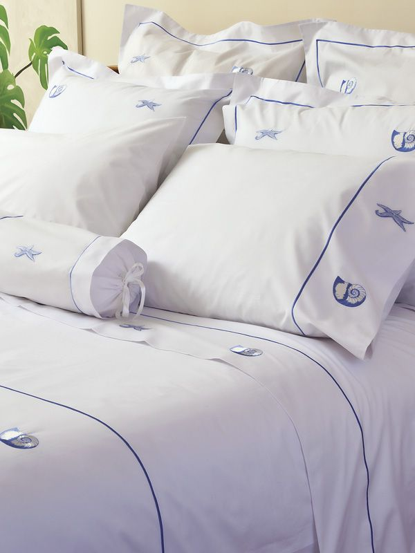 Duvet Cover (Queen) - Embroidered