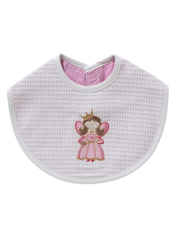 Bib, Happy Fairy (Pink) - DG133-HFPK**
