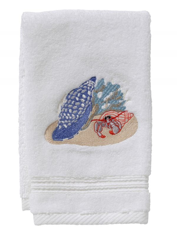Guest Towel, Terry, The Beach - DG70-BCH
