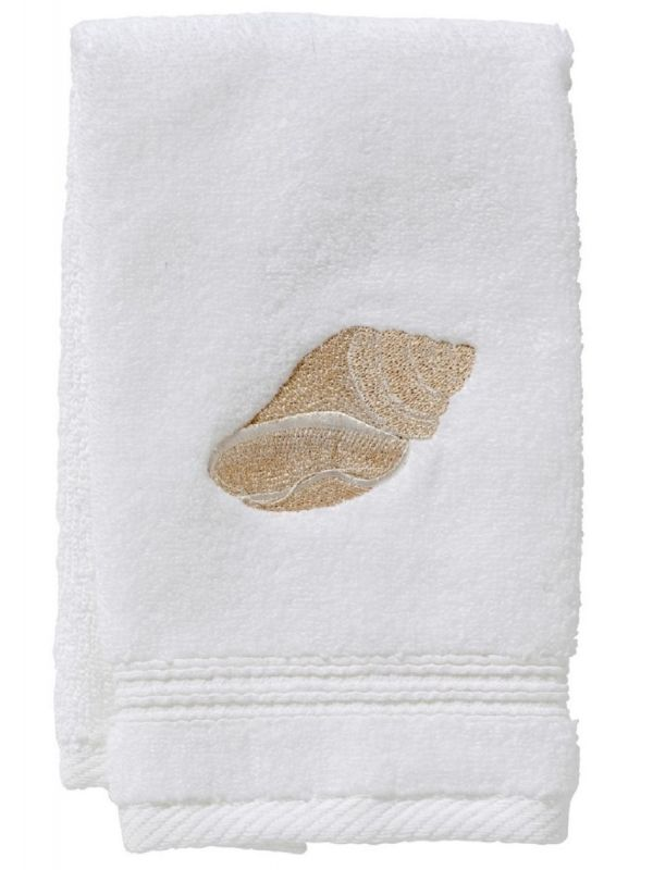 DG70-CCHBE Guest Towel, Terry - Conch (Beige)