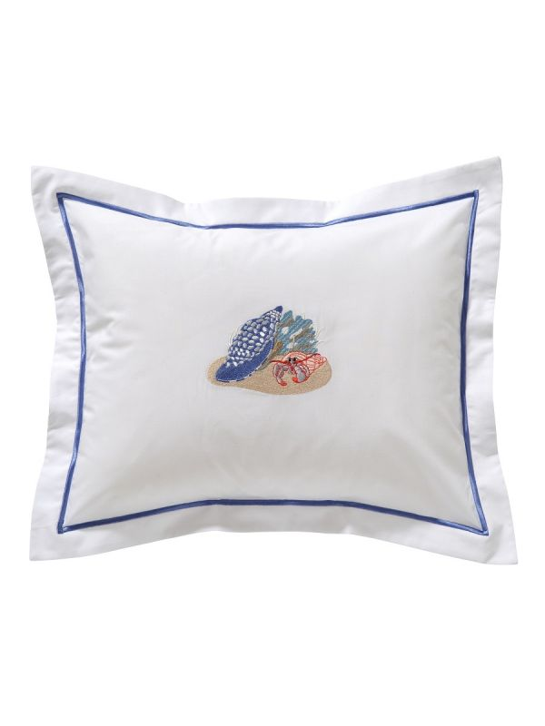 DG78-BCH Boudoir Pillow Cover - The Beach