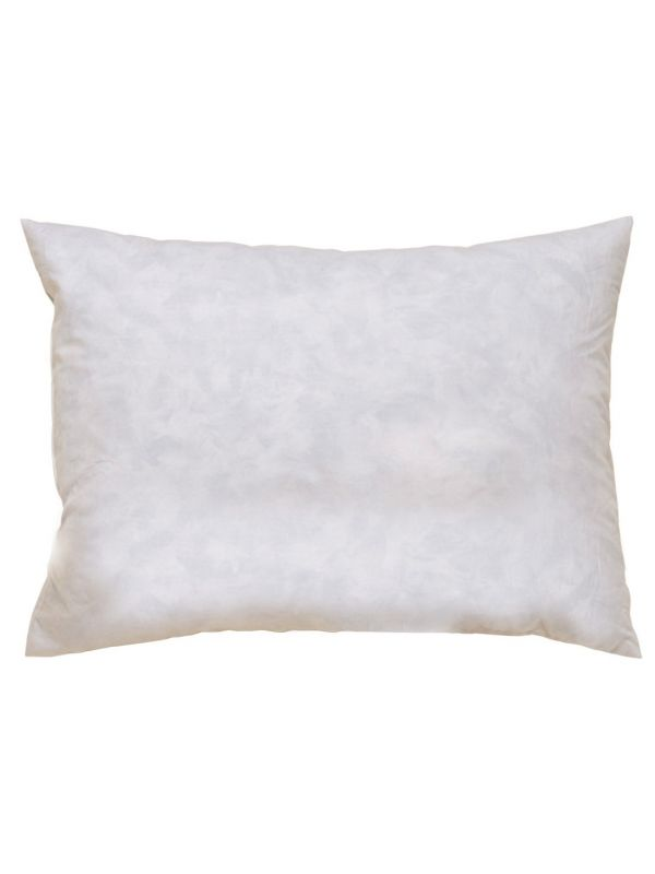 "Pillow Insert** - Down & Feather (12"" x 16"")"