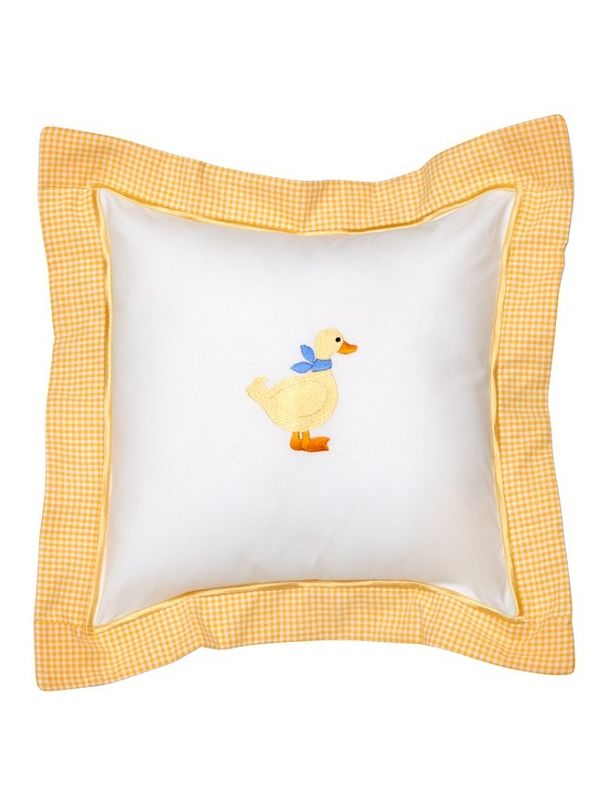 Baby Pillow Cover, Duck (Yellow) - DG136-DY**