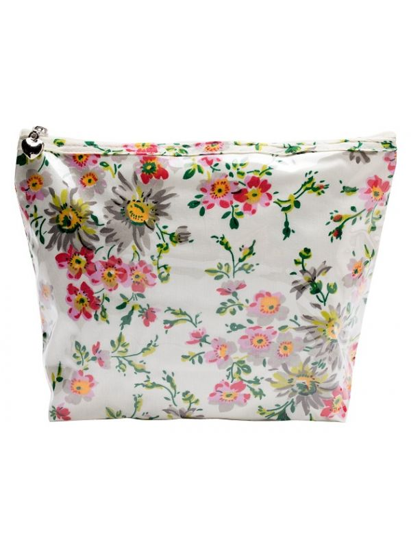 Cosmetic Bag (Medium), Spring (Cream) - DN301-SPCR