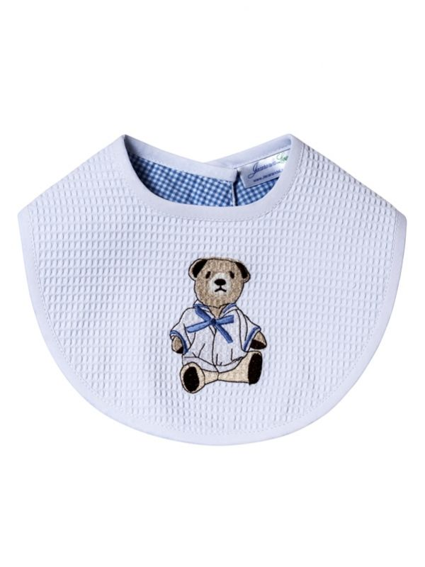 Bib, Paddington Bear (Blue) - DG133-PDBBL