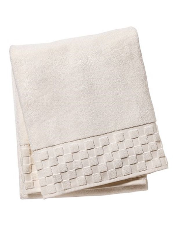Bath Towel - Ivory Turkish Cotton Terry - HT06**