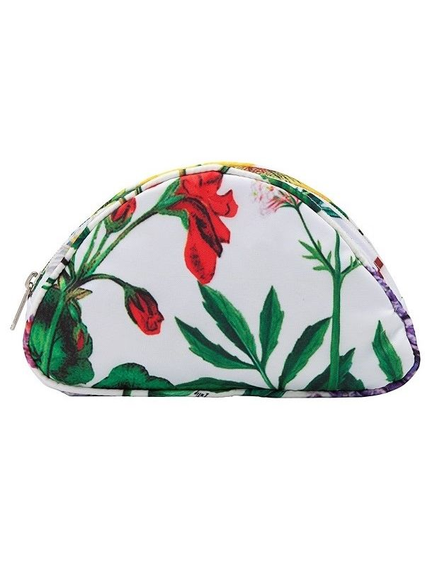 Cosmetic Bag (Medium), Botanical Design** - RH112-BOT