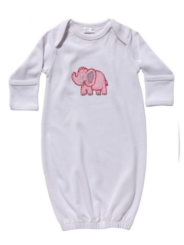 Baby Sleep Sack** - Combed Cotton, Embroidered