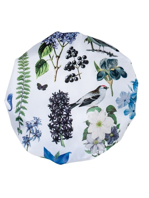 Shower Cap, Moody Blues Design** - RH114-MB